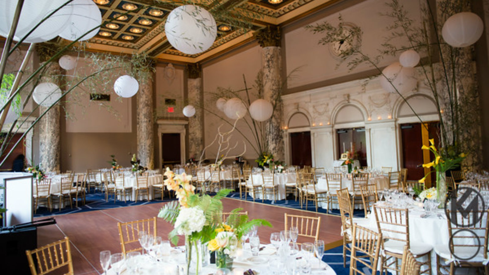 Manhattan Wedding Venues Great Room W Union Square