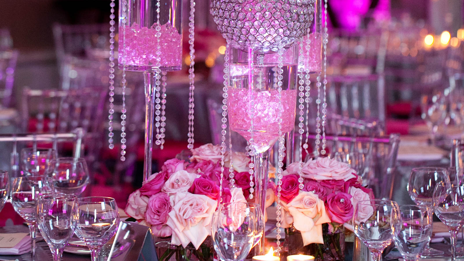 Manhattan Wedding Venues - Reception detail