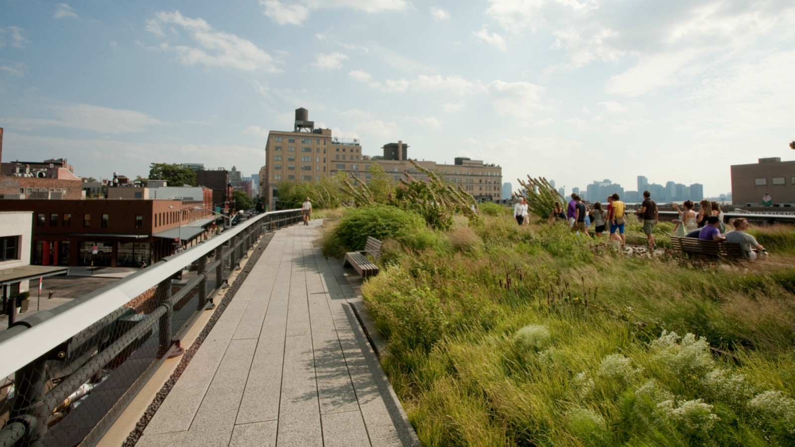 Things To Do in NYC | The Highline