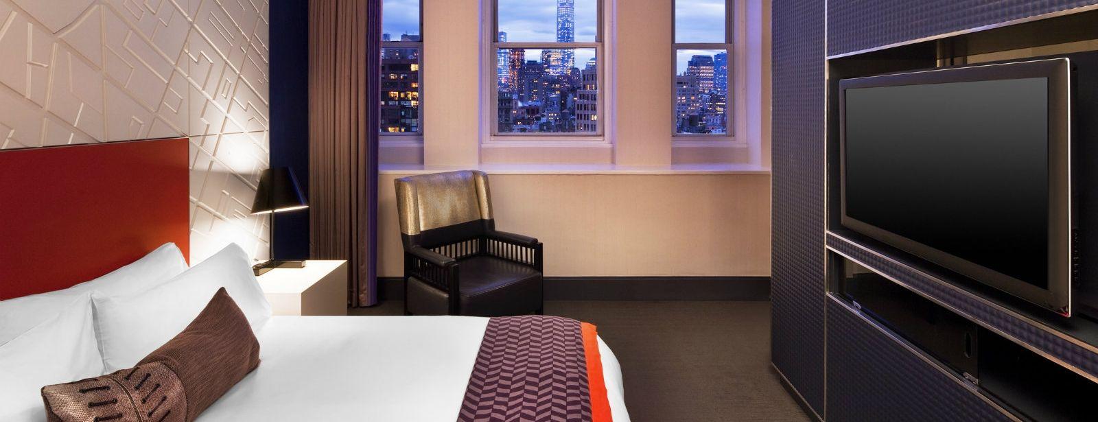 Fantastic Suite Bedroom | W New York - Union Square